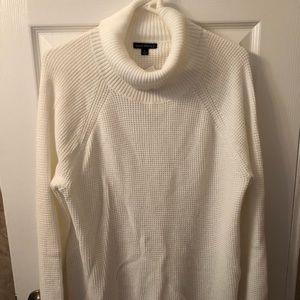 NWT J. Crew Cowl Neck Tunic Sweater